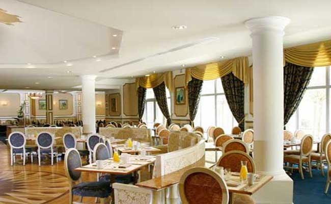 Restaurant Sans-Soucis, Vienna International Dream Castle Hotel