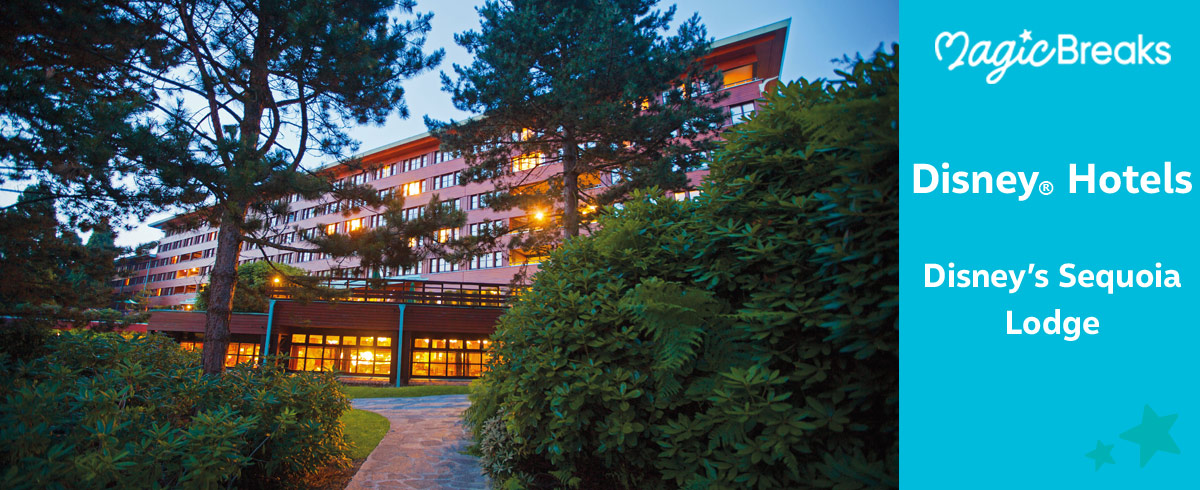 Sequoia Lodge, Disneyland Paris